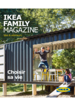 Promos et remises  : Ikea Family Magazine Été 2017
