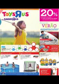 Folhetos Toys R Us Lisboa Telheiras  : Passa um Verão espetacular