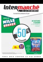 Prospectus  : Grand jeu mille bornes II