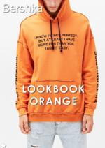 Catalogues et collections Bershka : Lookbook Orange