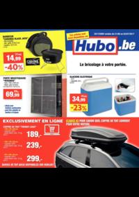 Prospectus Hubo Enghien : Le bricolage à votre portée