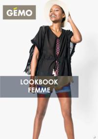 Catalogues et collections Gemo ROSNY SOUS BOIS : Lookbook femme