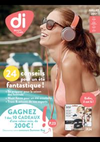 Prospectus Di FLAGEY -IXELLES : 24 conseils pour un été fantastique !