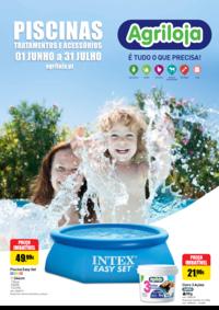 Folhetos Agriloja Torres Vedras : Piscinas, tratamentos e acessórios