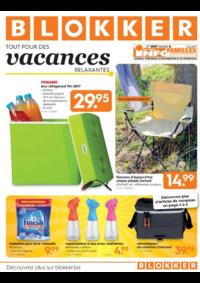 Prospectus BLOKKER Brussel : Tout pour des vacances relaxantes