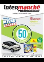 Prospectus  : Grand jeu mille bornes III
