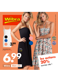 Prospectus Wibra Bruxelles : Les actions 20%
