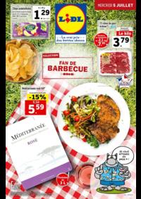 Prospectus Lidl CHAMBOURCY : Sélection fan de barbecue