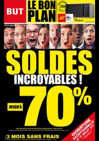 Prospectus But Fresnes : Soldes incroyables, jusqu'à -70%