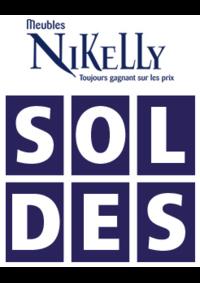 Prospectus Meubles Nikelly : Soldes !