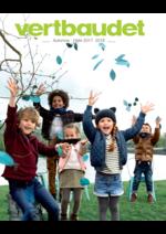 Catalogues et collections VERTBAUDET : Catalogue Automne Hiver 2017-2018