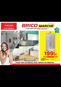 Folhetos Bricomarché Setúbal : Catálogo casas de banho, cozinhas e arrumação
