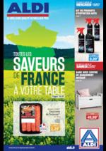 Prospectus Aldi : Toutes les saveurs de France à votre table