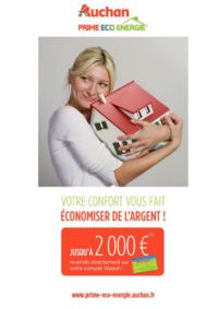 Prospectus Les Halles d'Auchan Bobigny : Votre confort vous fait économiser de l'argent !