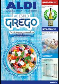 Folhetos Aldi Casal de Marco : Ao estilo grego