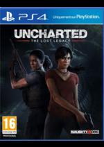 Promos et remises  : Précommandez Uncharted