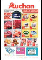 Prospectus Auchan : Rendez-vous place du marché II