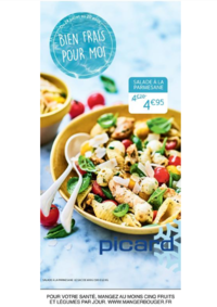 Prospectus Picard PARIS : Bien frais pour moi
