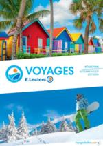 Promos et remises  : La brochure automne hiver 2017-2018