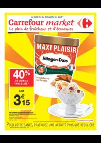 Prospectus Market BOURG LA REINE : Maxi Plaisir