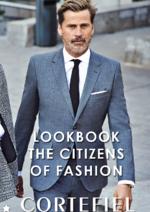 Catálogos e Coleções Cortefiel : Lookbook The Citizens of Fashion