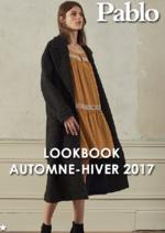Catalogues et collections Pablo : Lookbook automne-hiver 2017