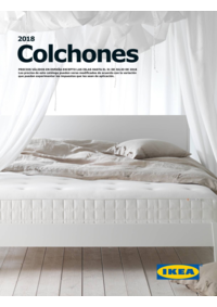 Catálogos y colecciones IKEA Alcorcón : Colchones IKEA 2018