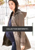 Promos et remises  : Collection maternité automne