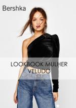 Promoções e descontos  : Lookbook mulher Veludo