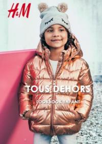 Catalogues et collections H&M Namur : Lookbook enfant Tous dehors