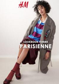 Catalogues et collections H&M Namur : Lookbook femme Parisienne