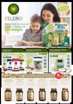 Folhetos Celeiro : Regresse às aulas ou ao trabalho com energia