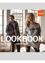 Catálogos e Coleções Sport Zone : Lookbook outono - inverno 2017