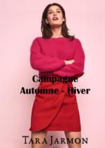 Promos et remises  : Campagne automne hiver 2017-2018