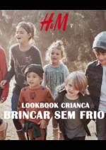 Promoções e descontos  : Lookbook Crianca: Brincar sem frio