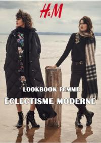 Catalogues et collections H&M Montesson : Lookbook femme Éclectisme moderne