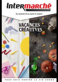 Prospectus Intermarché Super Champigny-sur-Marne : Vacances créatives