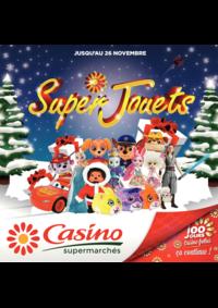 Prospectus Supermarchés Casino ANDRESY : Super jouets