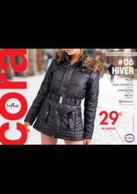 Prospectus Cora BOUSSY-SAINT-ANTOINE : Cora Influx #06 hiver