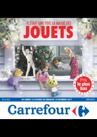 Prospectus Carrefour GENNEVILLIERS : Il était une fois la magie des jouets