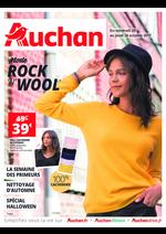 Prospectus Auchan : Mode Rock'N'Wool