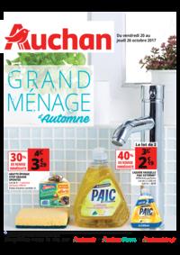 Prospectus Auchan MAUREPAS : Grand ménage d'automne