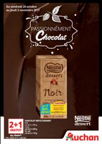 Prospectus Auchan AVRILLE : Passionnément chocolat