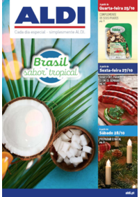 Folhetos Aldi Alfragide : Brasil sabor tropical