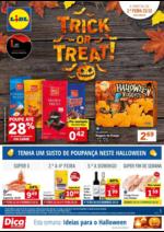 Folhetos Lidl : Trick or treat!