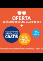 Promoções e descontos MultiOpticas : OFERTA de óculos de sol a partir de 49€