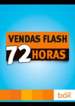 Promoções e descontos Jumbo : Vendas Flash 72H Box