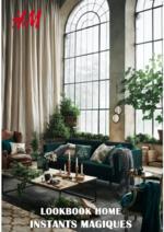 Catalogues et collections H&M : Lookbook maison Instants magiques