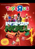 Catalogues et collections Toys R Us : Destination Noël