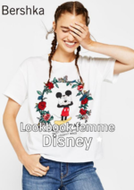 Promos et remises  : Lookbook femme Disney